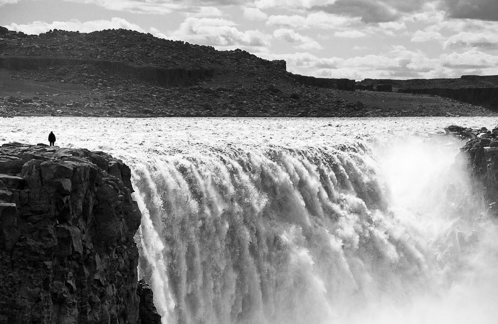 «Бурлящий водопад» Деттифосс
