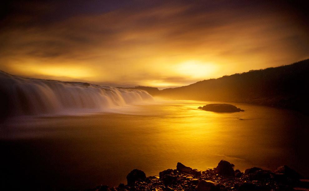 Водопад Факси