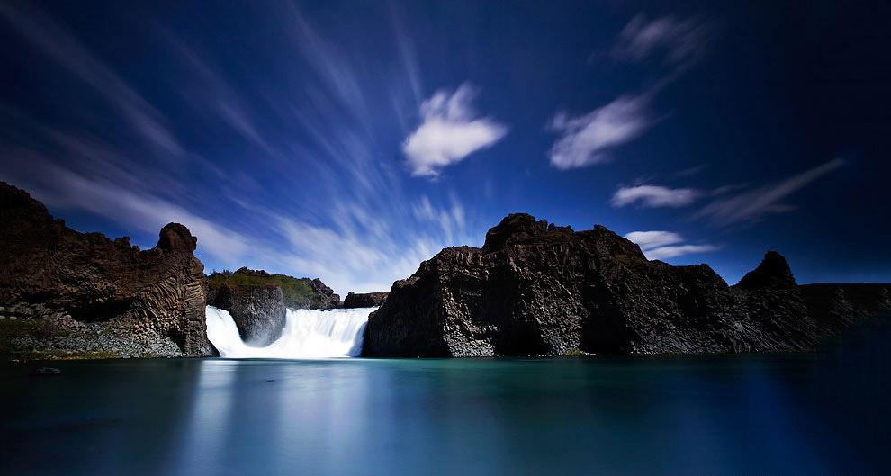 Водопад Хьяулпарфосс