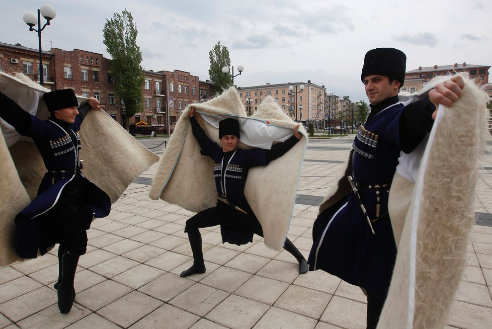 Такой увидел Чечню фотокор агентства Рейтер Максим Шеметов