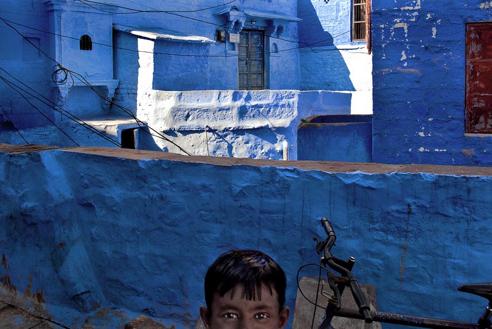 Джодхпур — синий город Индии