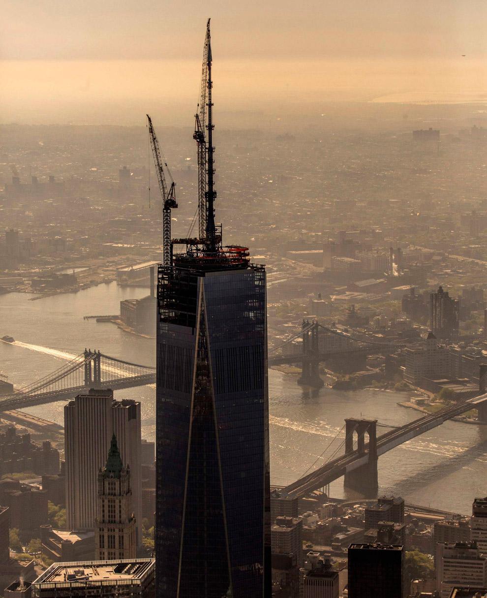 Самое высокое здание в западном полушарии