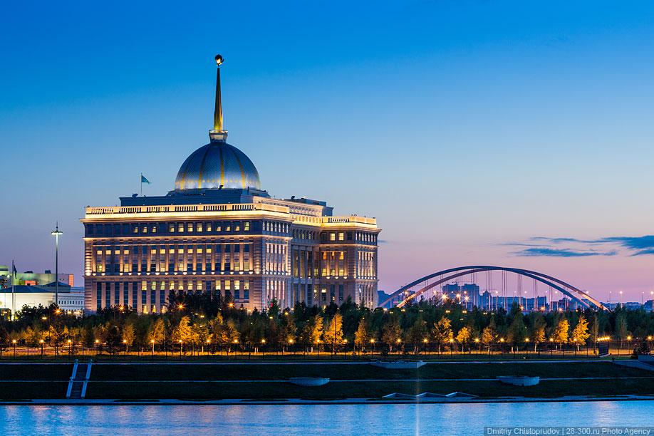 Весенняя Астана