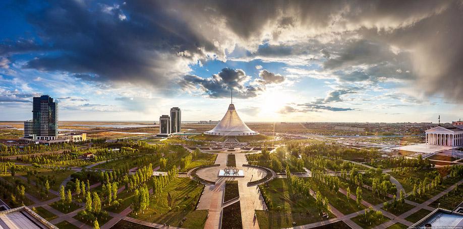 Торгово-развлекательный центр «Хан Шатыр»
