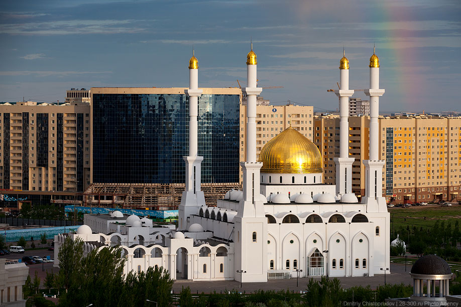 Мечеть «Нур Астана»