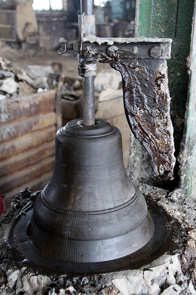 Как делают колокола