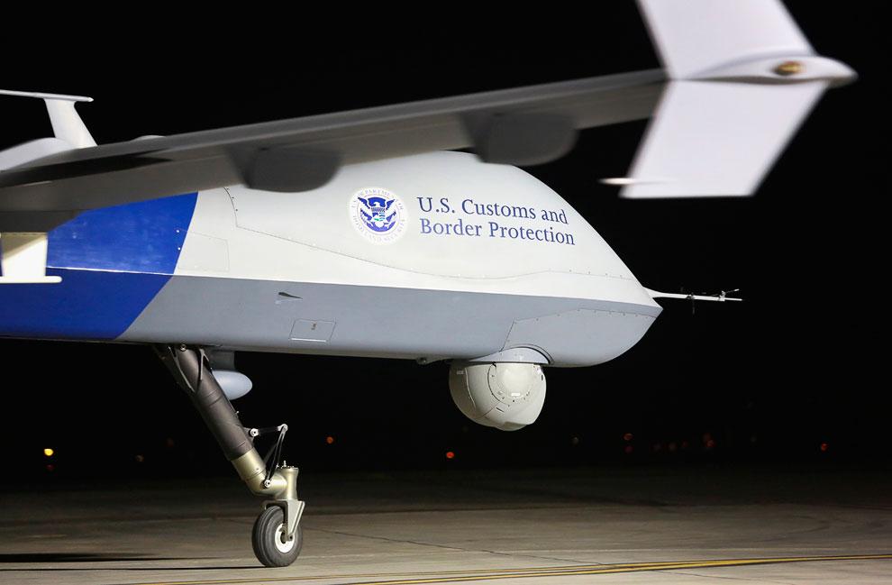 Американский беспитотник MQ-9 Predator B