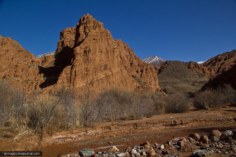 Большой каньон по-киргизски
