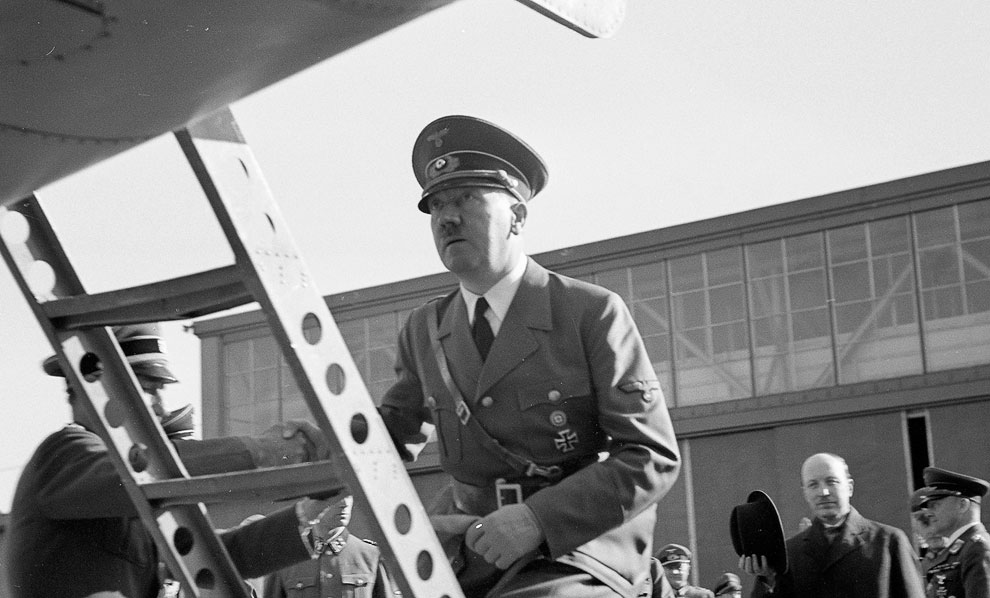 Визит Гитлера в Финляндию в июне 1942 года
