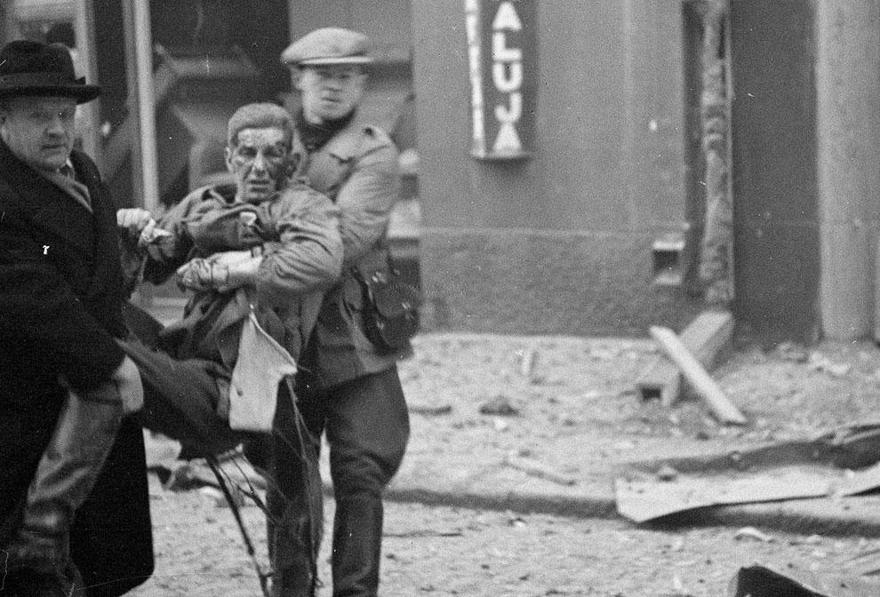 Раненые в Хельсинки