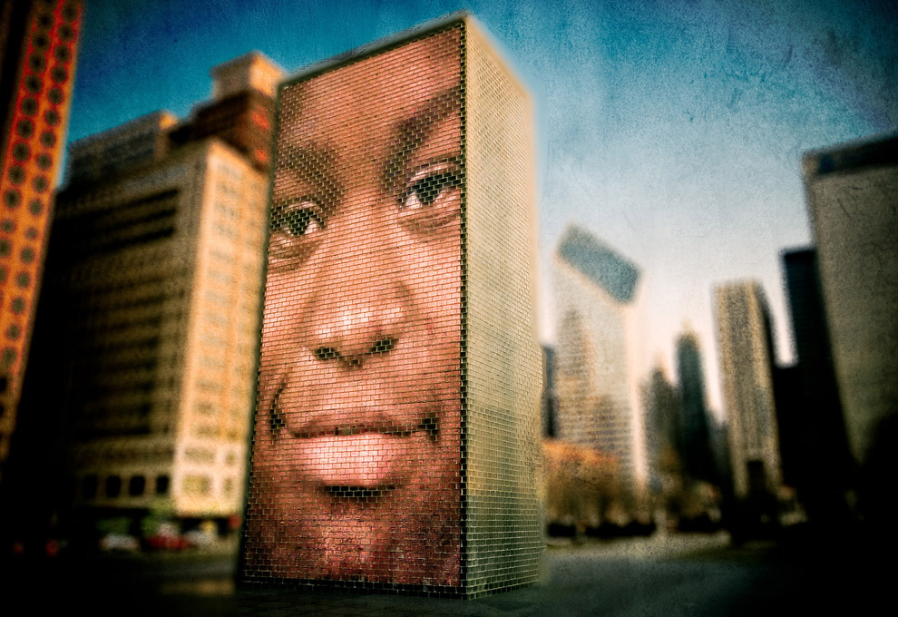 Фонтан Корона (Чикаго) — самый интернациональный