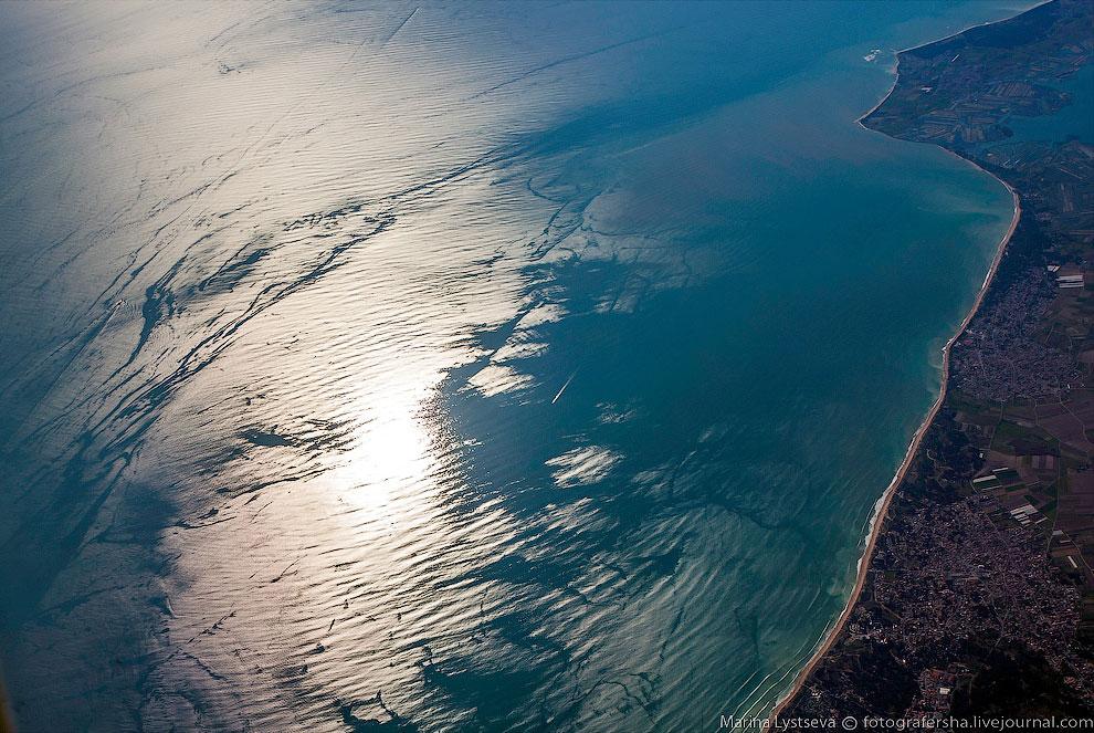 Берег Атлантики недалеко от Ля Рошеля