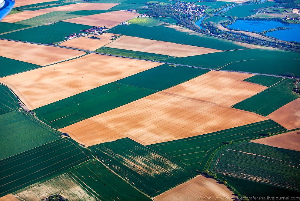 Франция с высоты