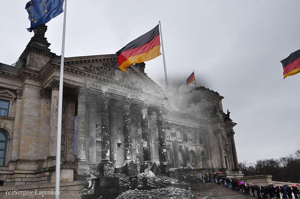 Берлин 1945-2010. Штурм Рейстага