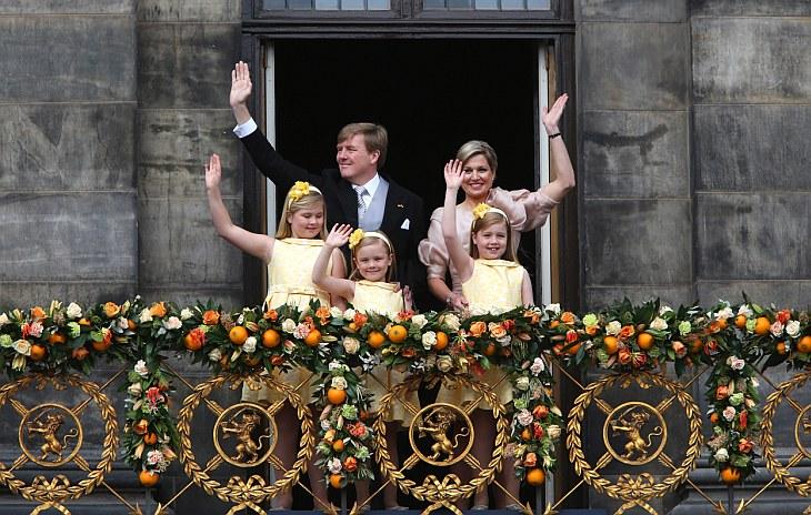 Новый король Нидерландов