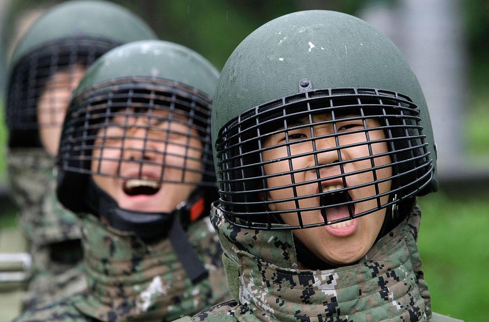 В 2012 году военный расход Южной Кореи составил 31 млрд. долларов
