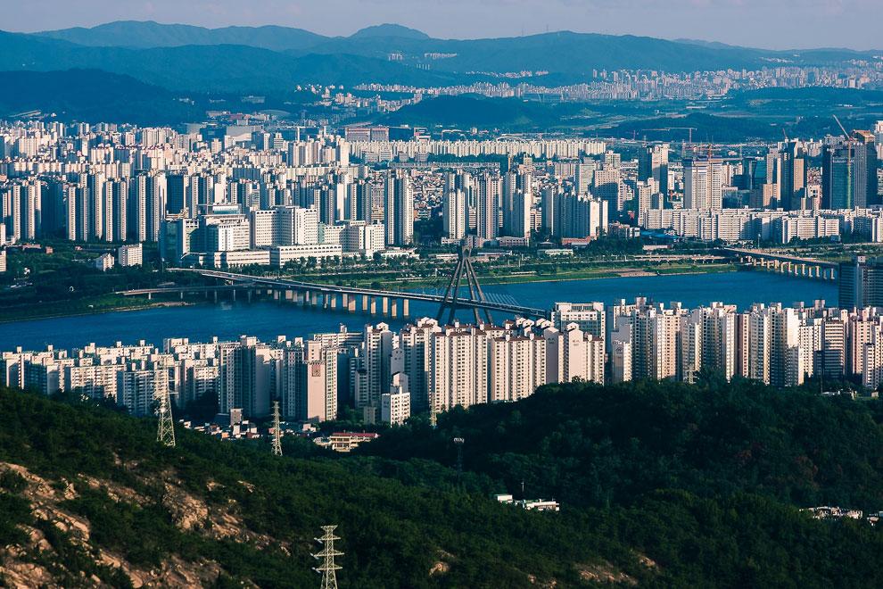 Ханган — река в Южной Корее