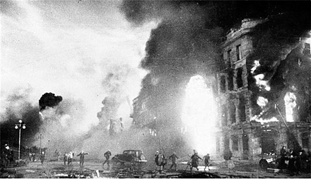 Где снимали фильм «Сталинград»