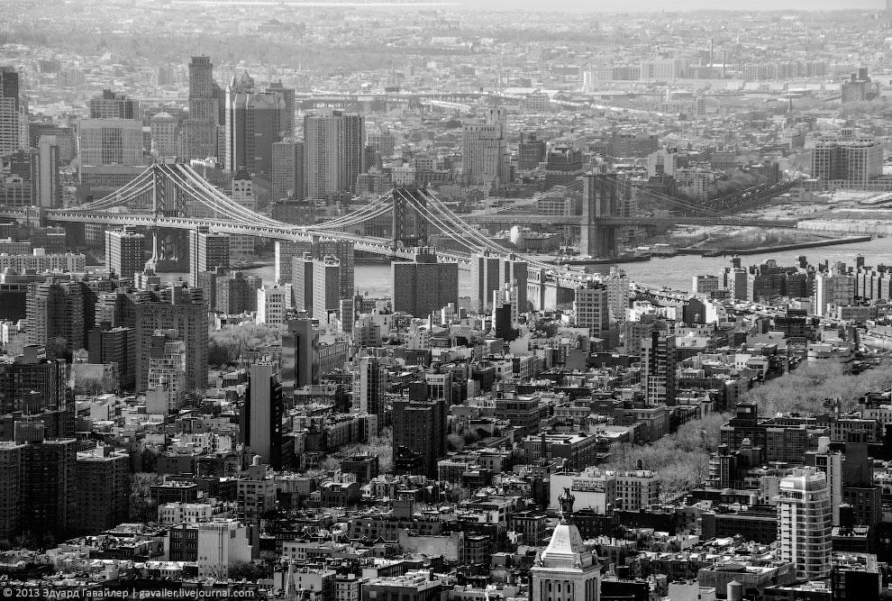 Виды Нью-Йорка