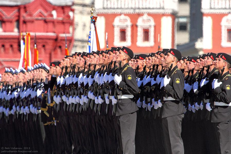 Парад Победы 2013