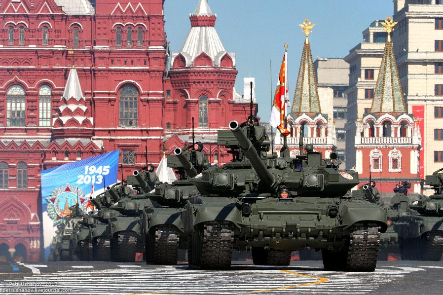 Танки Т-90А
