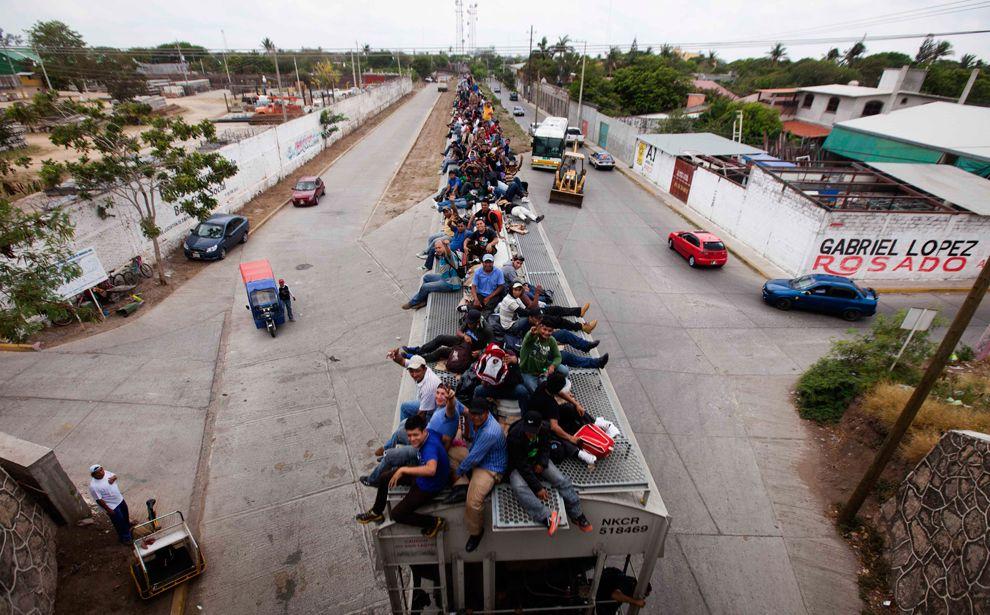 Особенности национальных перевозок в Мексике