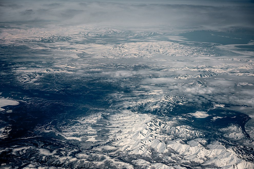 Земля, увиденная с неба: сибирские просторы
