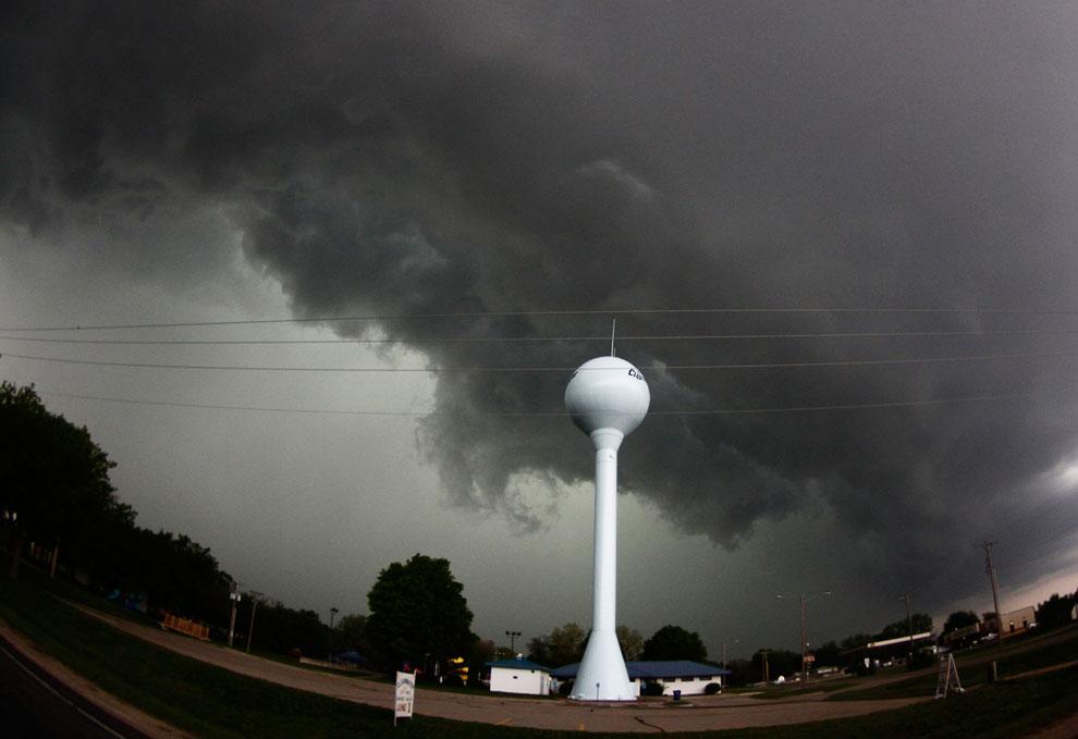 Город Клируотер, штат Канзас