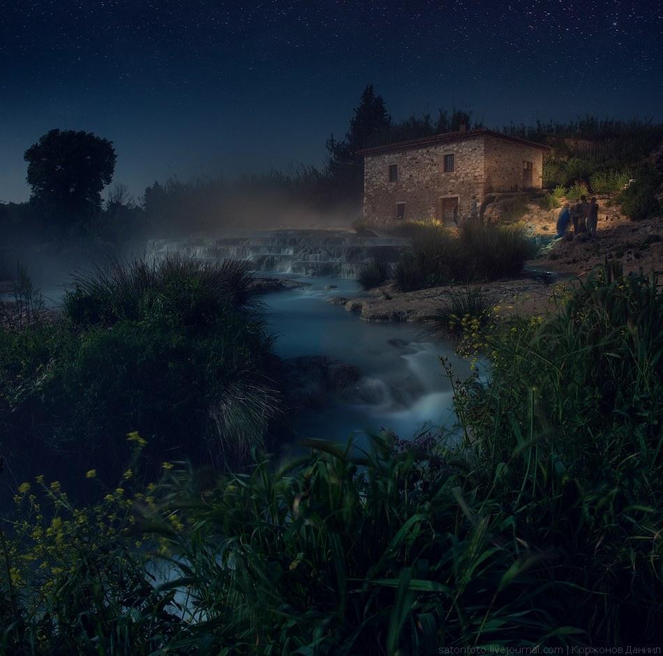 Весенняя Тоскана
