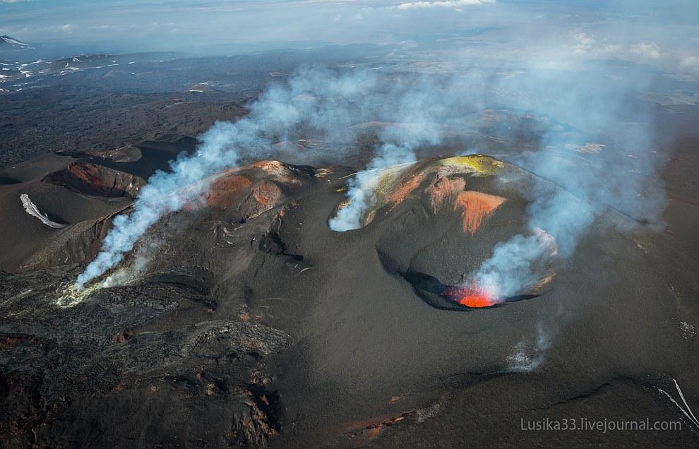Жерло вулкана
