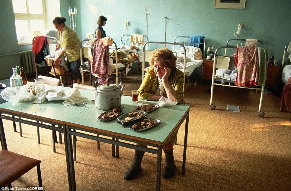 Московская больница, июль 1991-го