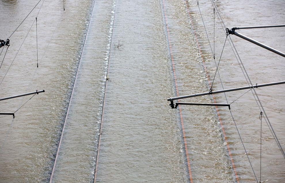 Водно-железнодорожные пути, Германия