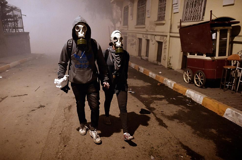 Протесты в Турции. Продолжение