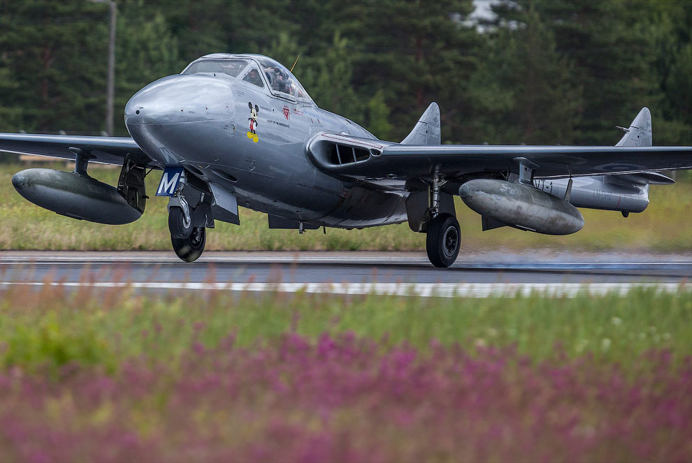 de Havilland DH-115 Vampire T.55