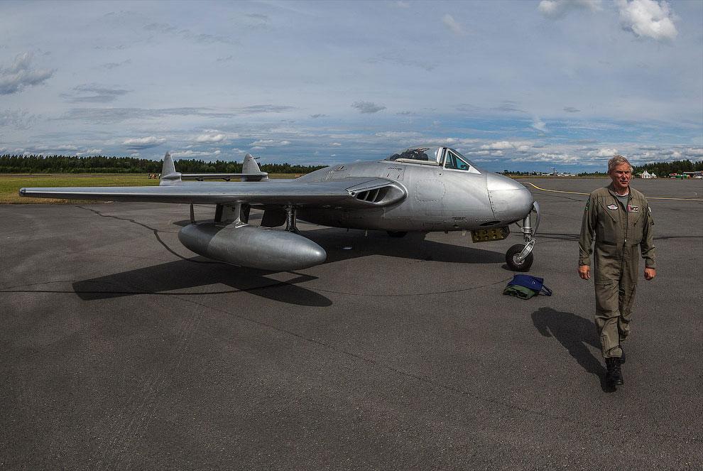 DH-100 Vampire FB.6
