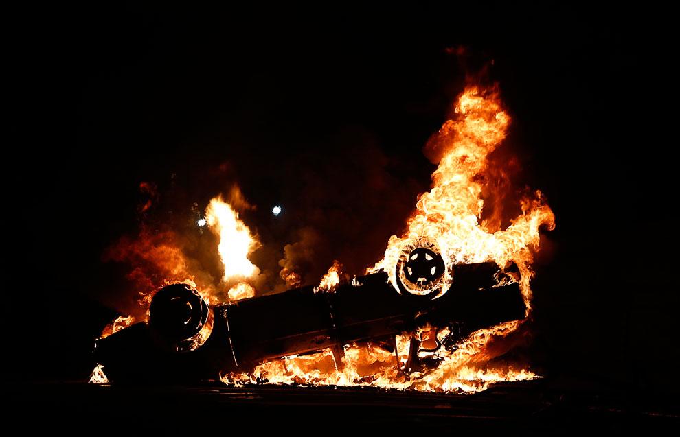Для подавления протестов в Рио-де-Жанейро, Сан-Паулу и Бразилиа полиции пришлось применять бронетехнику, вертолеты, кавалерию и отряды особого назначения