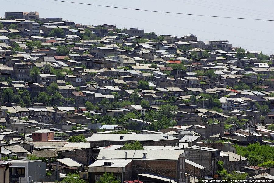 Фавеллы в Ереване