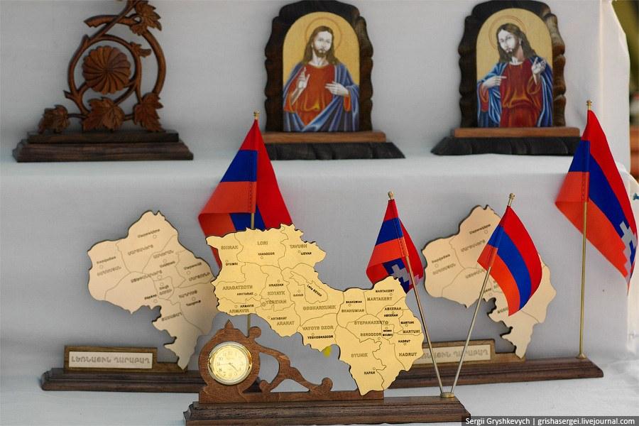 Про Нагорный Карабах в Армении говорят, что это «второй армянский государство»