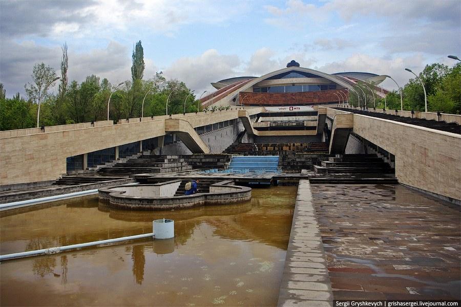 Спортивный комплекс в Ереване