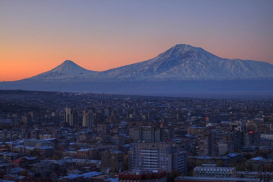 Гора Арарат является символом