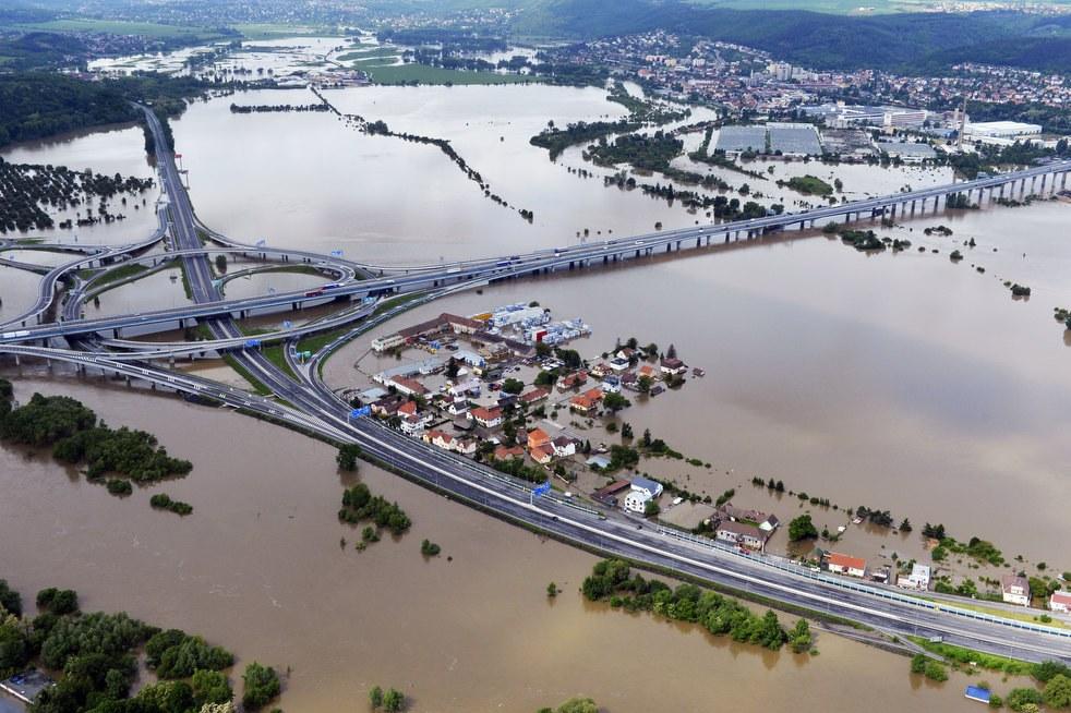 Пригород Праги