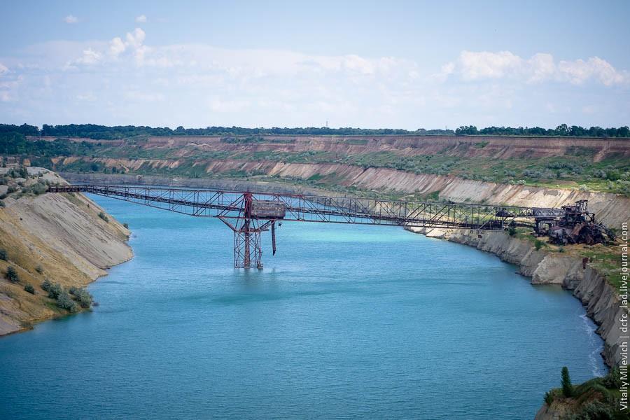 Конвейерный мост