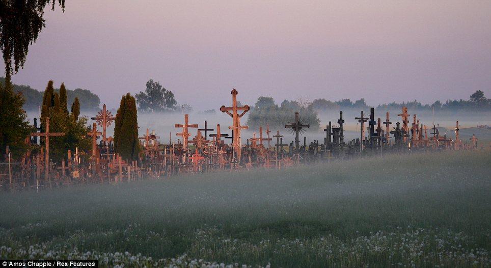 Таинственная Гора Крестов