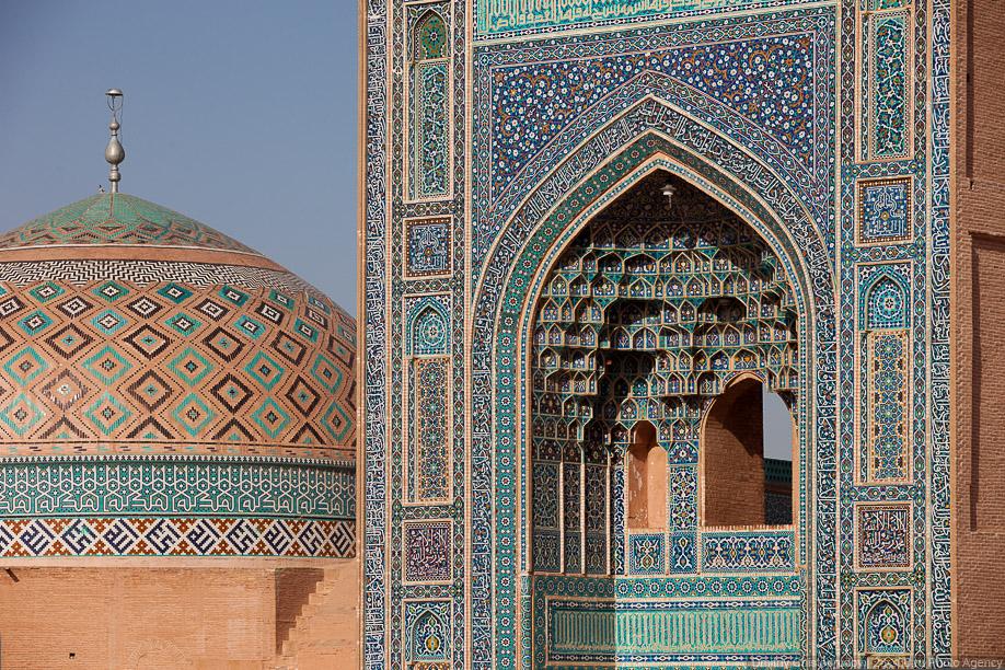 мечеть Джамі