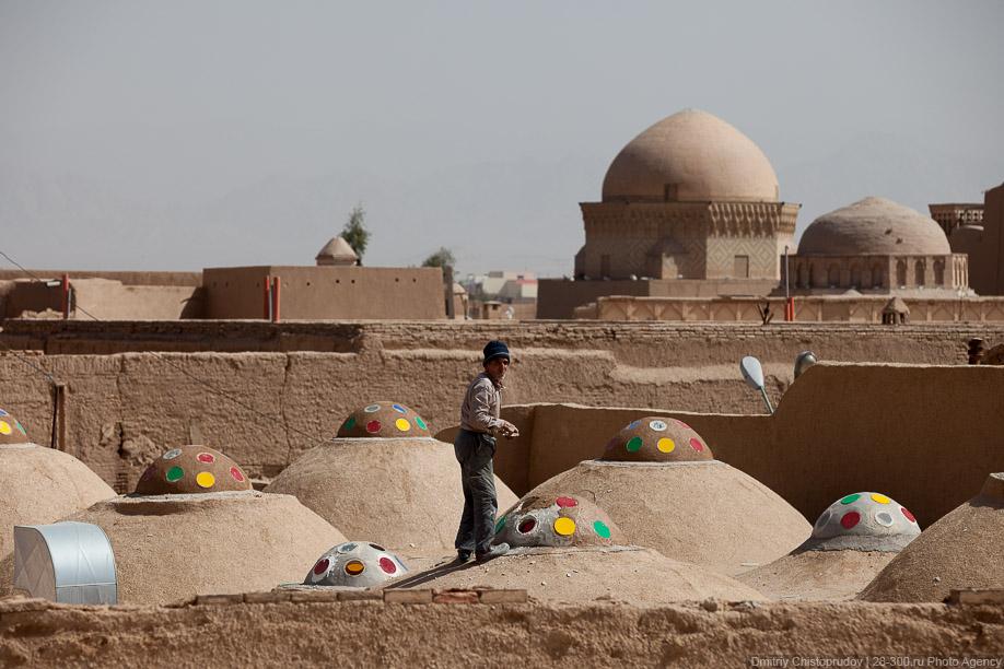 Глиняний місто в Ірані