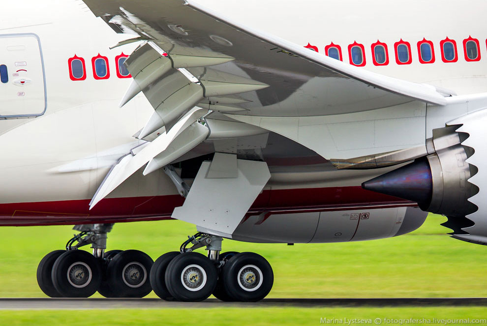 Дримлайнер Boeing-787