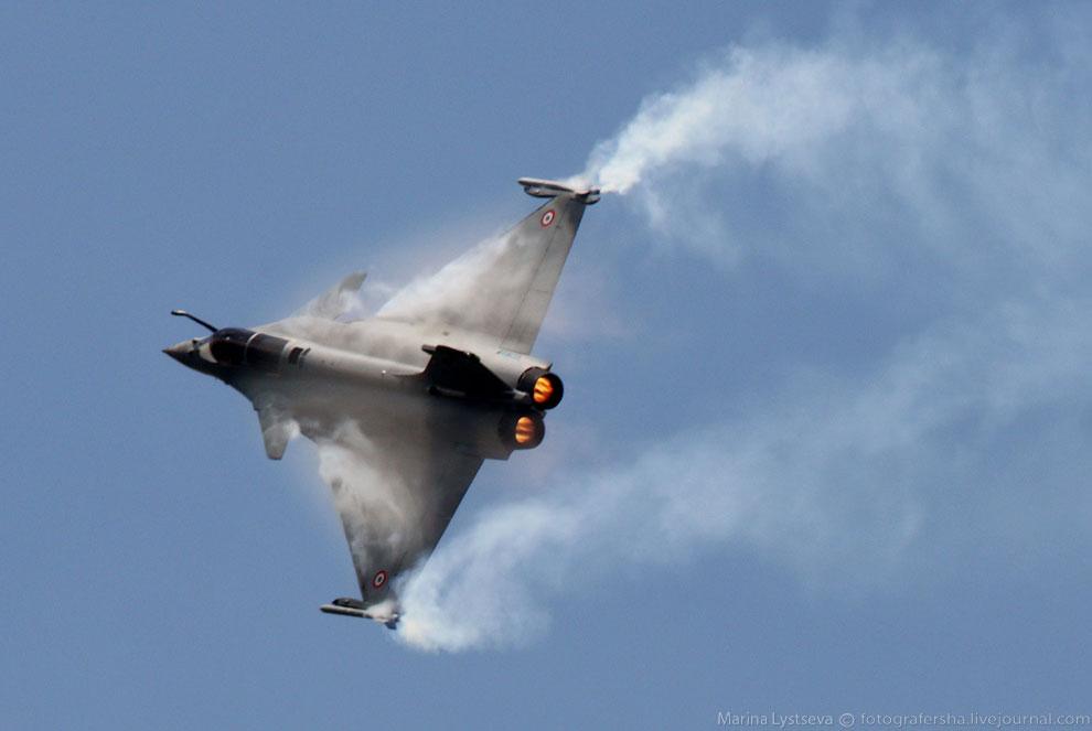 Французский многоцелевой истребитель четвертого поколения Дассо «Рафаль»