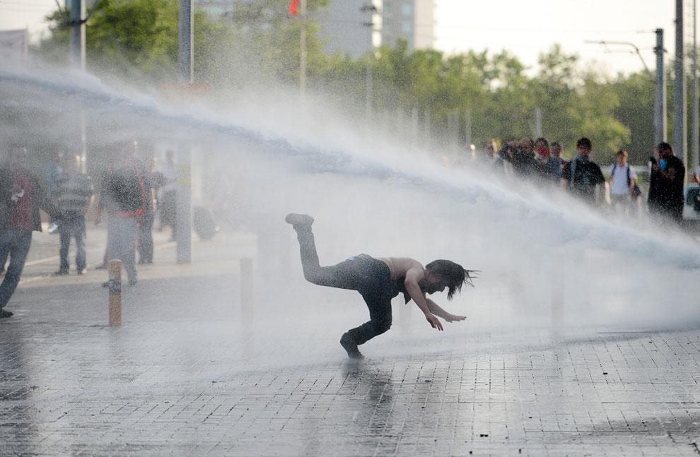 Водометы в Турции