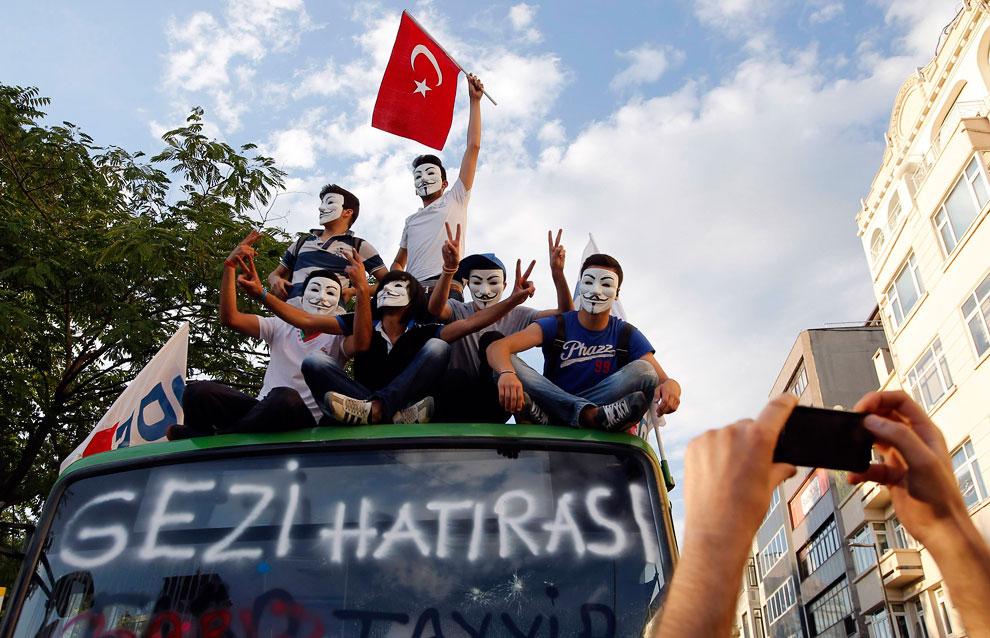 Хакеры взломали правительственные сайты, в том числе сайт министерства внутренних дел, а также официальный сайт премьер-министра Турции