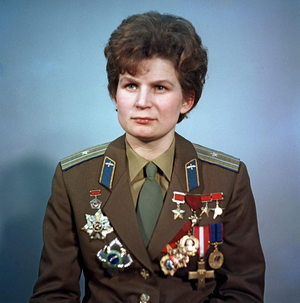 Валентина Терешкова, 1969 год